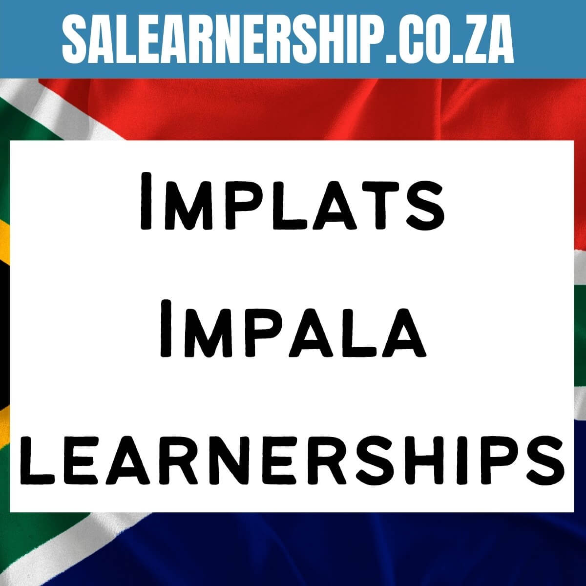 Implats Impala learnerships