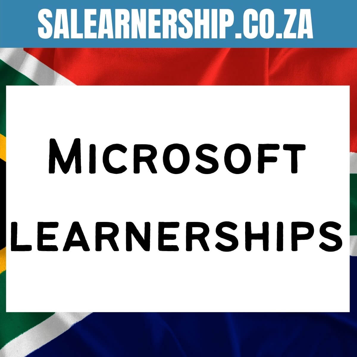Microsoft learnerships