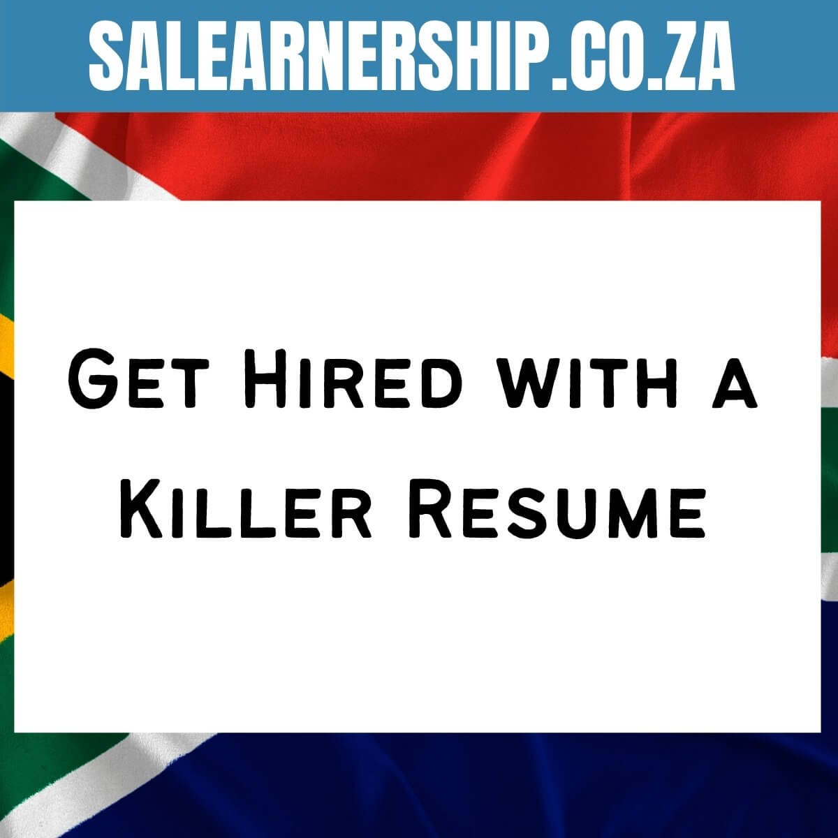 Get Hired with a Killer Resume