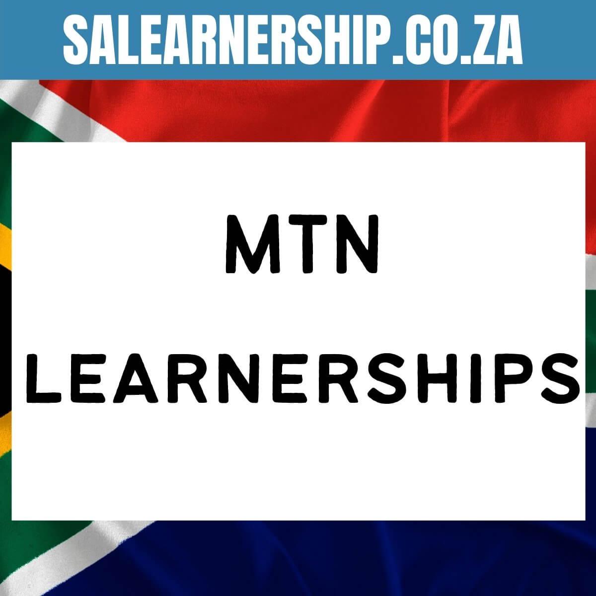 MTN learnerships
