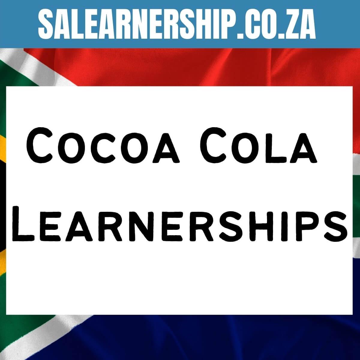 coca cola learnerships