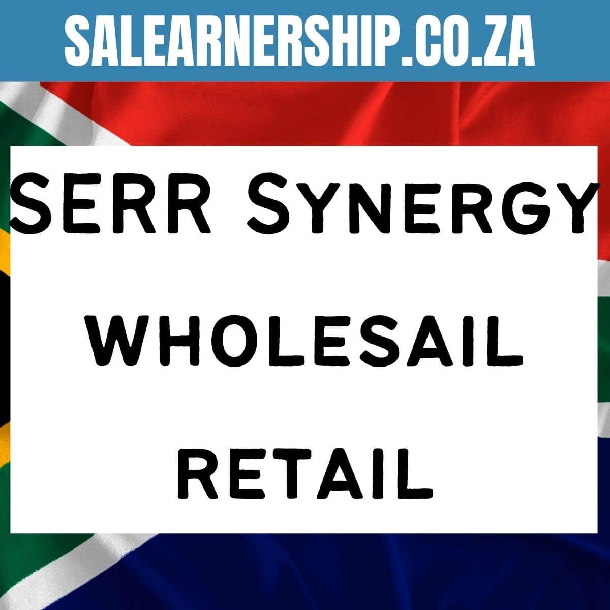 serr synergy wholesail