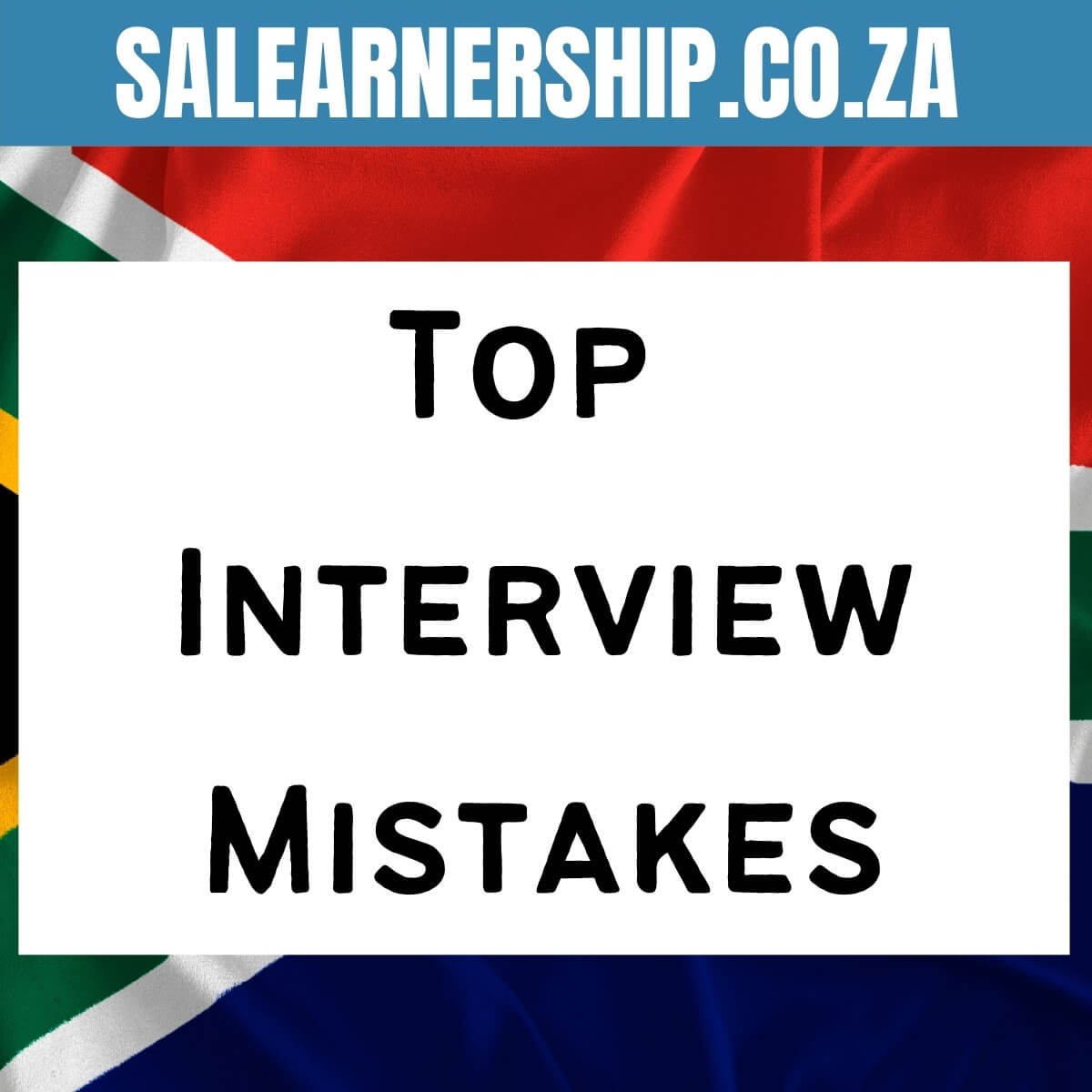 top interview mistakes