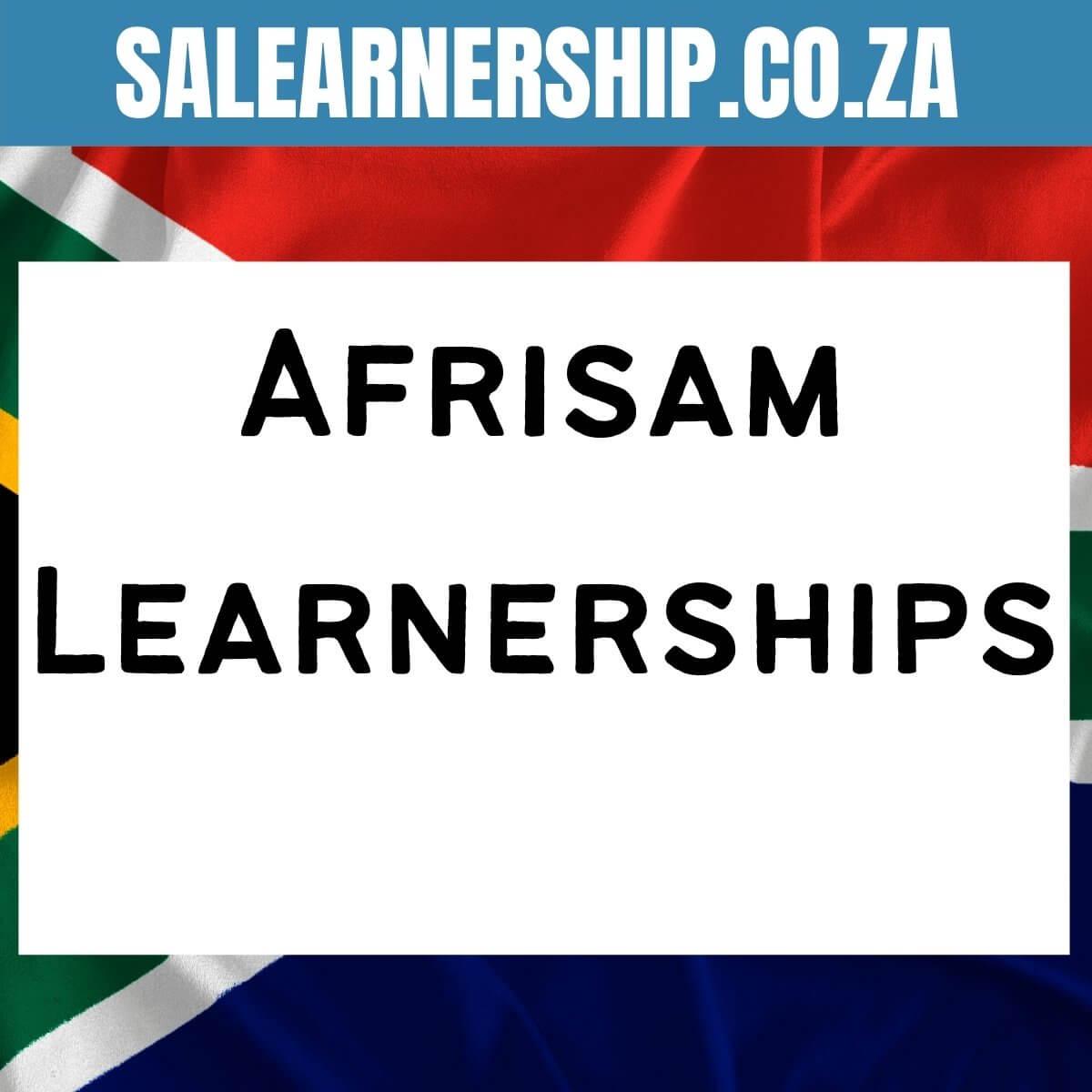 afrisam learnerships