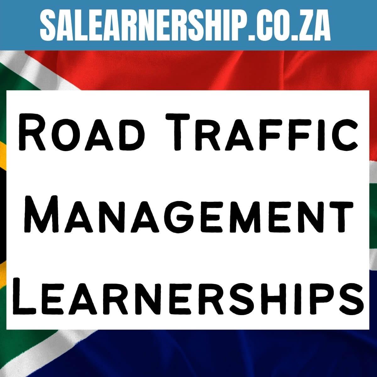 road traffic management learnerships